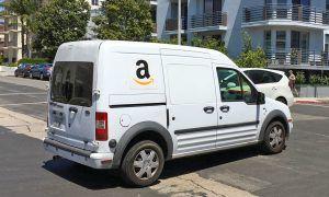 Amazon veicoli guida autonoma