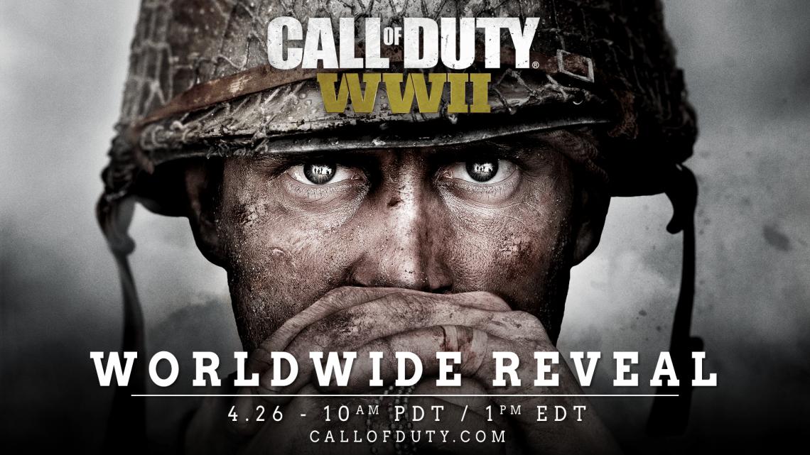 Call of Duty: WWII annunciato, ecco quando Activision rivelerà il gioco!