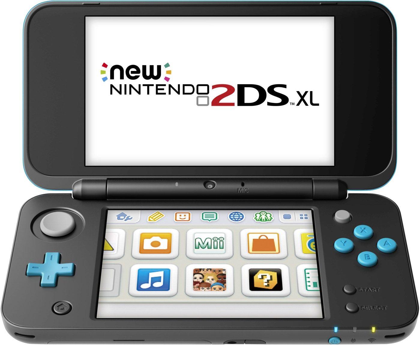 Nintendo presenta la nuova 2DS XL!