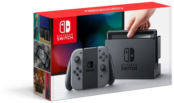 Nintendo Switch: possibile upgrade per supportare la realtà virtuale