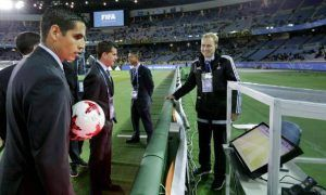 VAR calcio FIFA