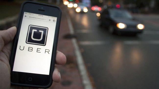 Uber Taxi arriva a Torino 1
