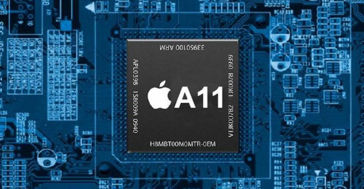 Apple Chip A11 iPhone 8