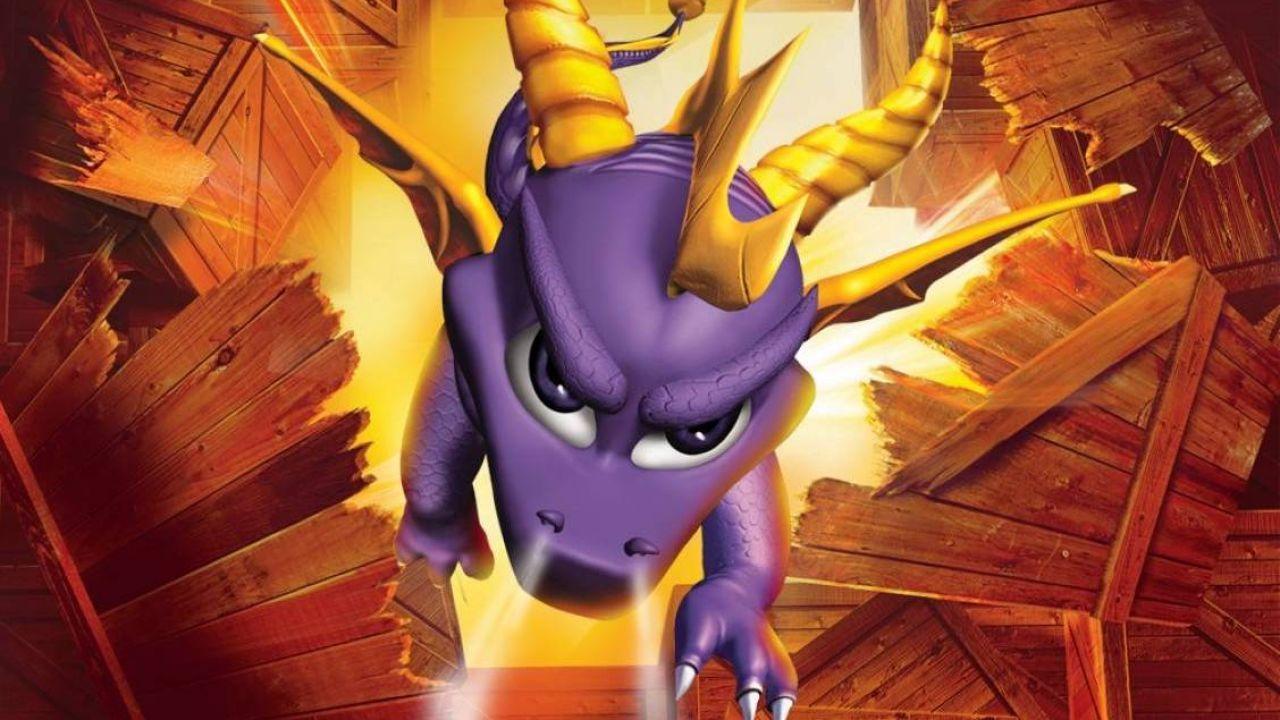 In arrivo una remastered di Spyro su PS4?