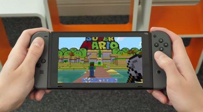 Il dock di Nintendo Switch sarà venduto separatamente dal 23 giugno