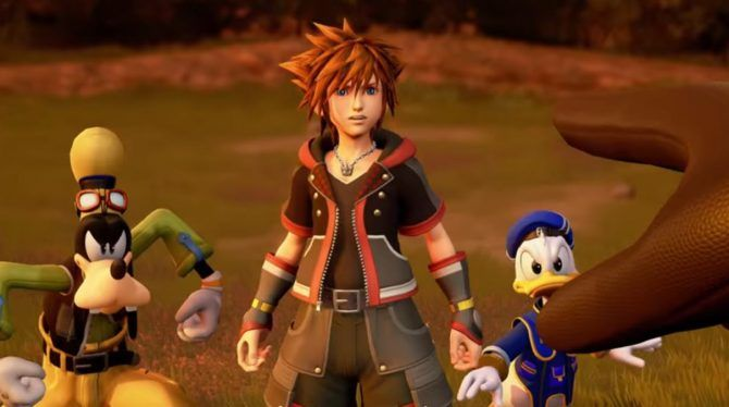 Kingdom Hearts 3: a sorpresa un nuovo gameplay-video!