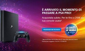 PS4 Pro trade