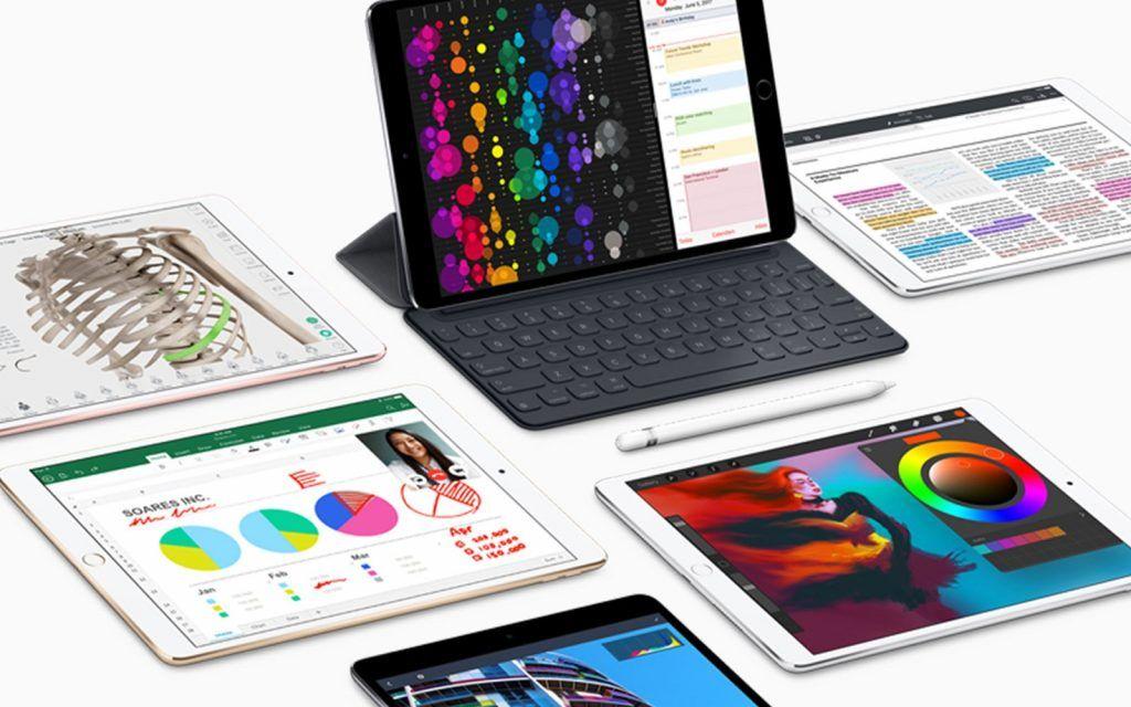 iPad Pro 10.5 iOS 11.4.1