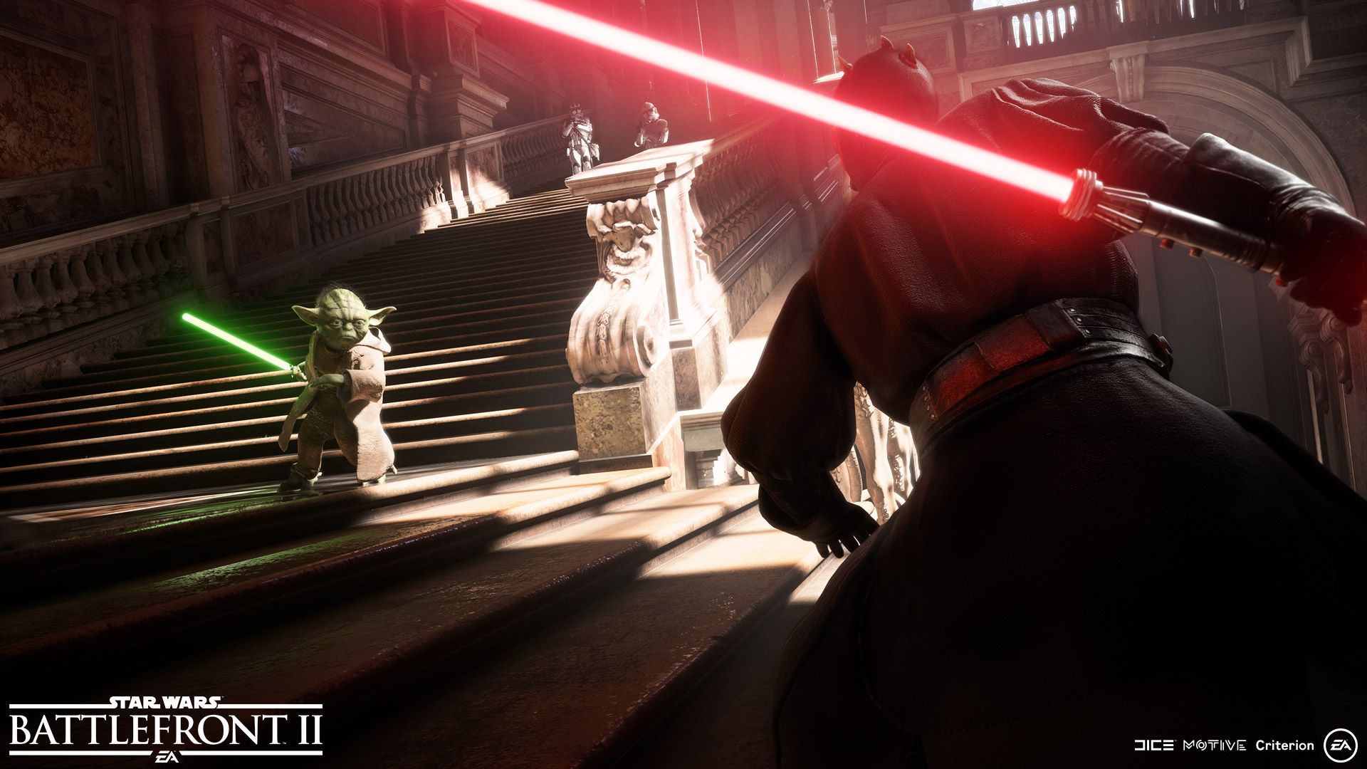 Star Wars: Battlefront II, la Beta multiplayer in autunno