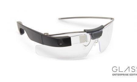 Google Glass Enterprice Edition