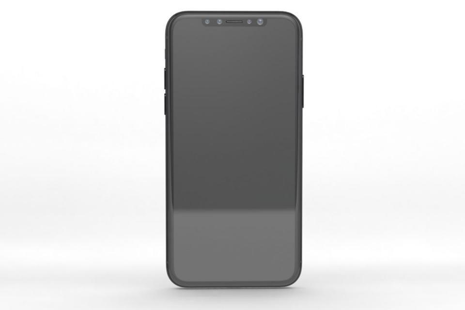 IPhone 8, nuovi render confermano il design