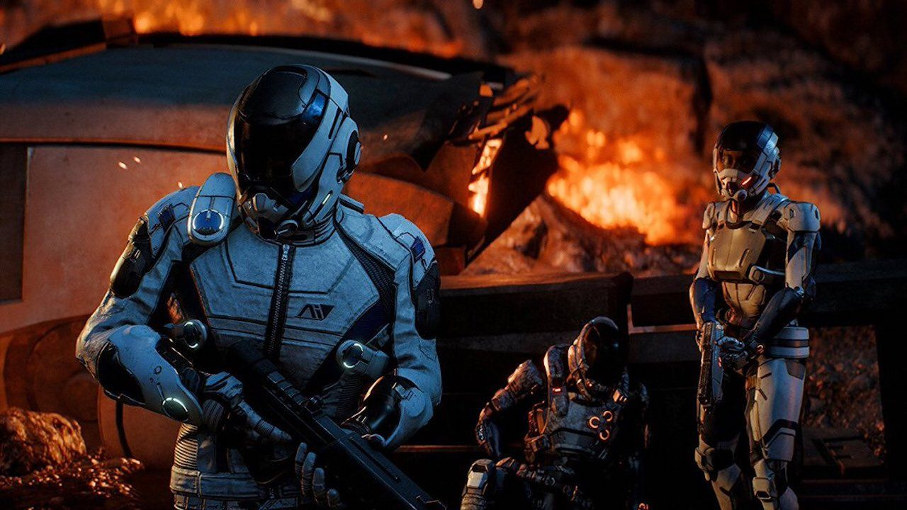 Mass Effect Andromeda: i DLC single player potrebbero essere stati accantonati