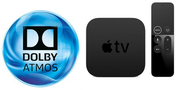 Apple TV 4K supporto Dolby Atmos