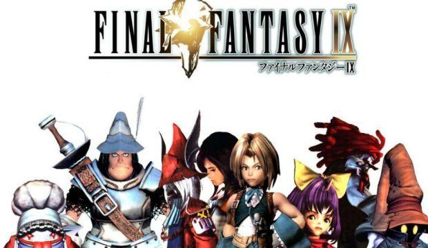 Disponibile da oggi Final Fantasy IX su PlayStation 4