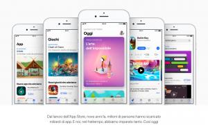 App Store, iOS 11