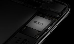 iPhone X chip A11 Fusion