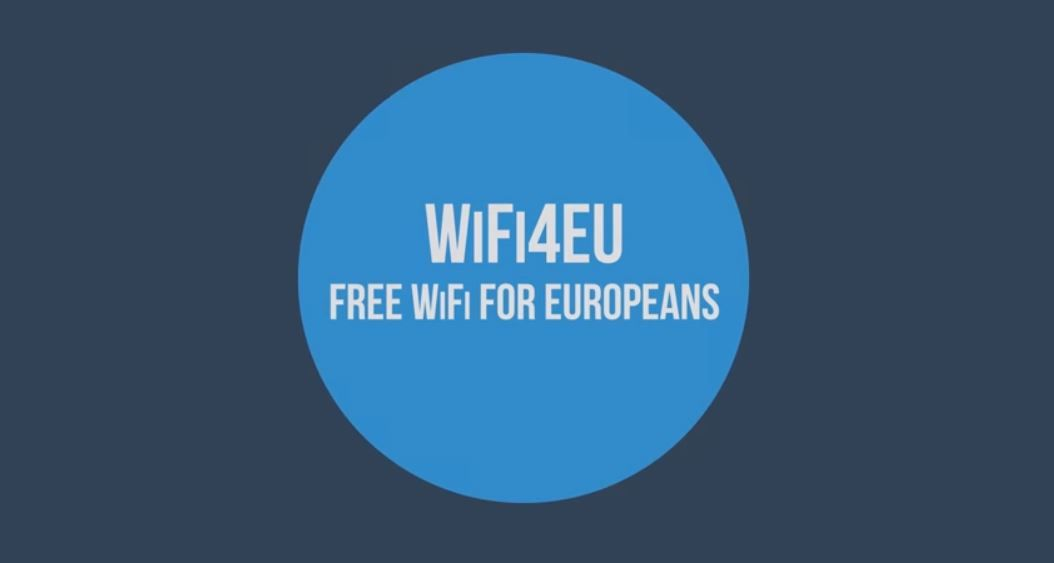 L'Unione Europea vuole portare il WiFi gratuito in tutti gli edifici pubblici