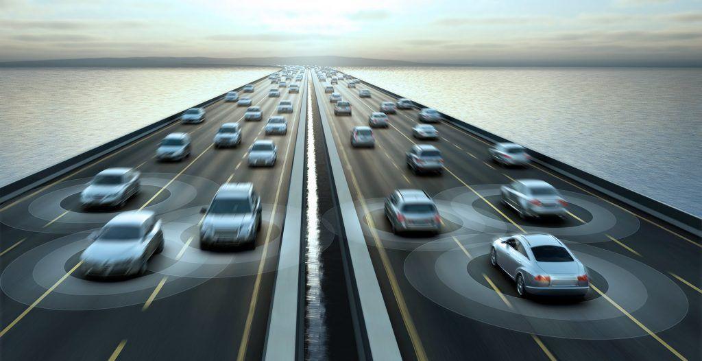 Auto guida autonoma 5G