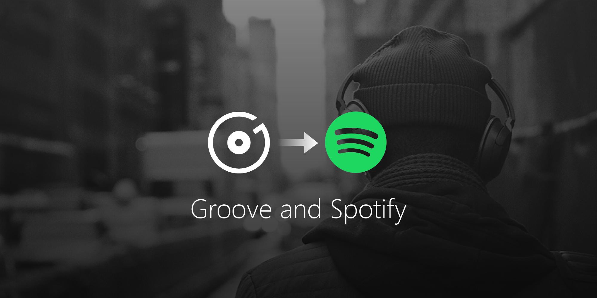 Microsoft Groove Music al capolinea, si passa a Spotify