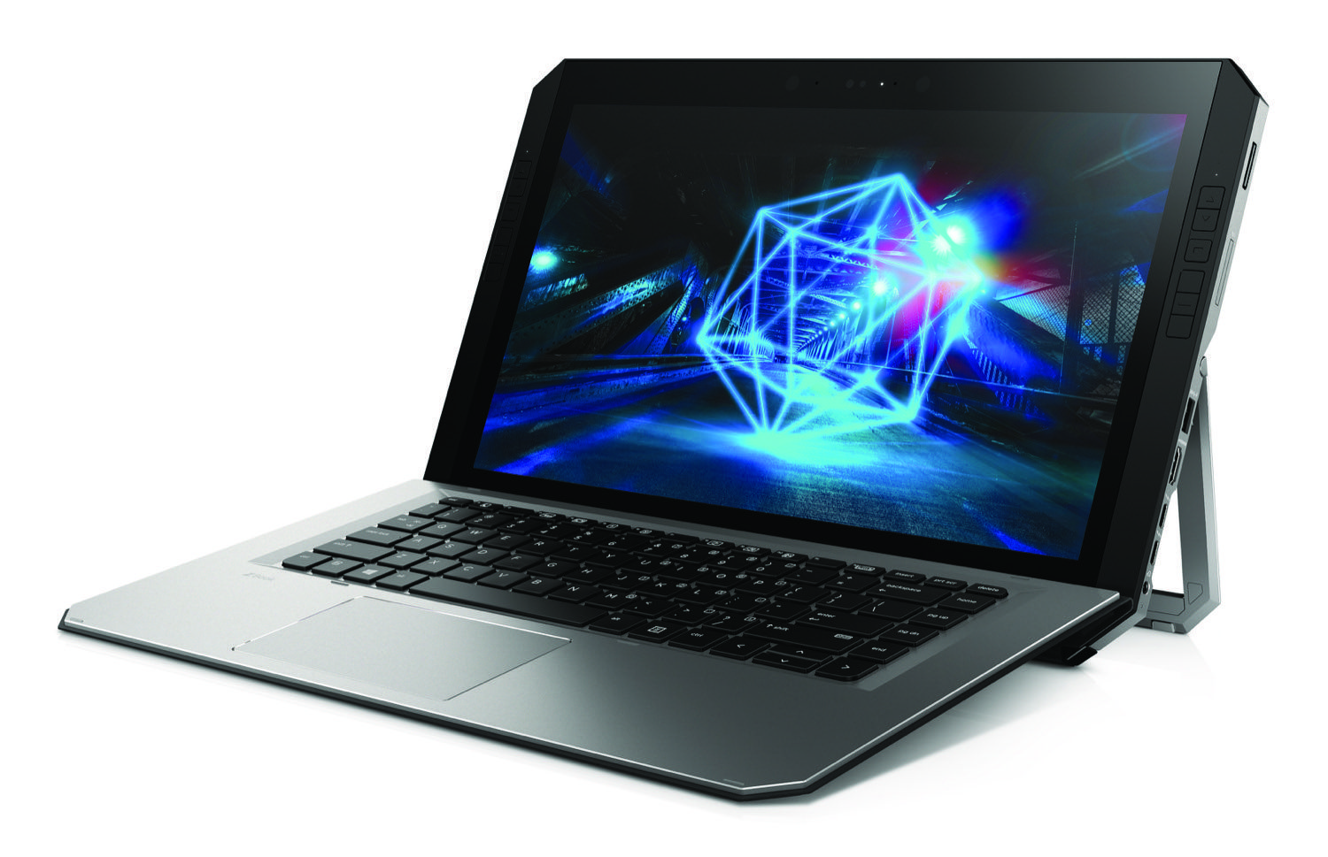 HP ZBook x2, design di un 2-in-1 ma cuore di una workstation