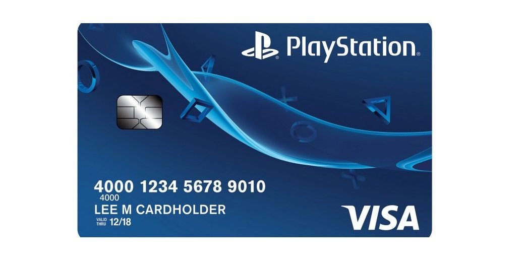 Sony lancia la carta di credito PlayStation