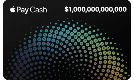 Apple 1 triliardo di dollari