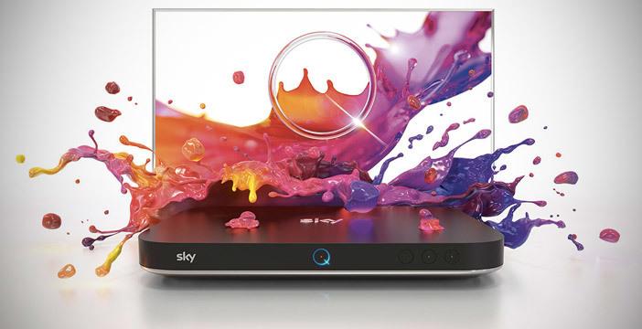 Sky Q: ufficiale la presentazione a Milano il 22 Novembre