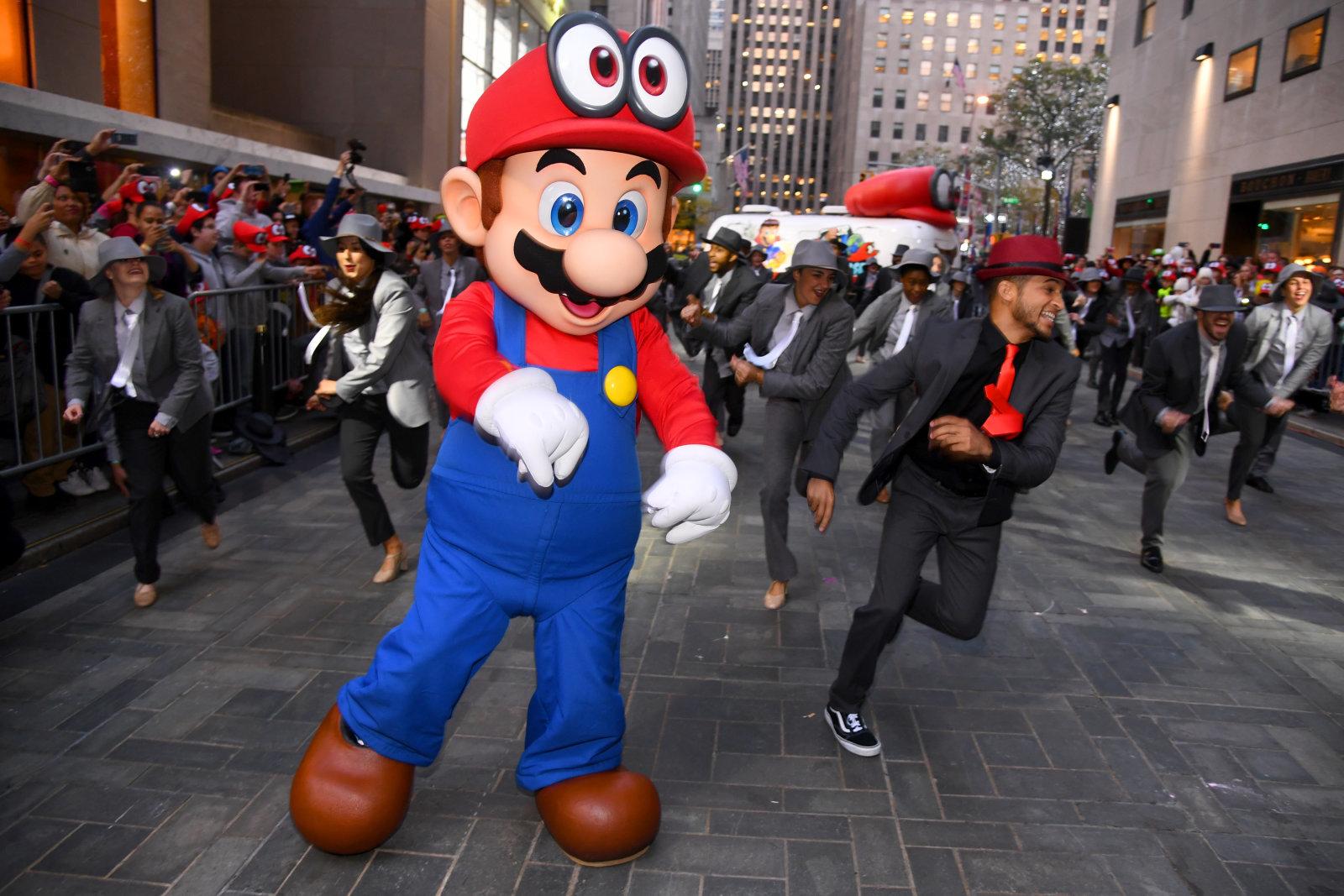Super Mario ritorna al cinema con un film d'animazione?