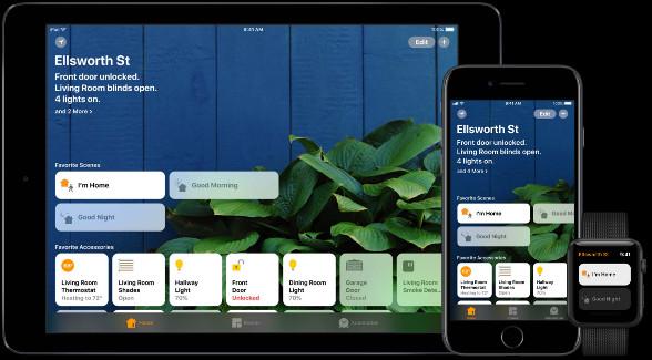 Aggiornamento iOS 11.2.1, con un fix per l'app Casa
