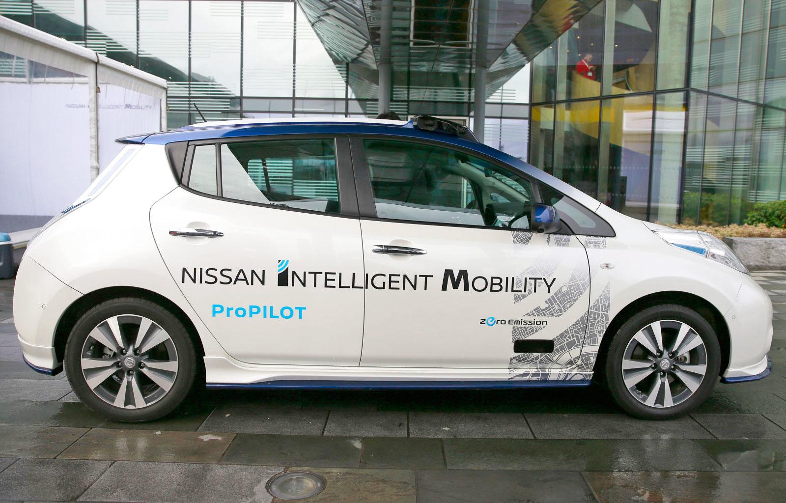 Nissan e DeNA lanciano Easy Ride, servizio di mobilità robotizzato