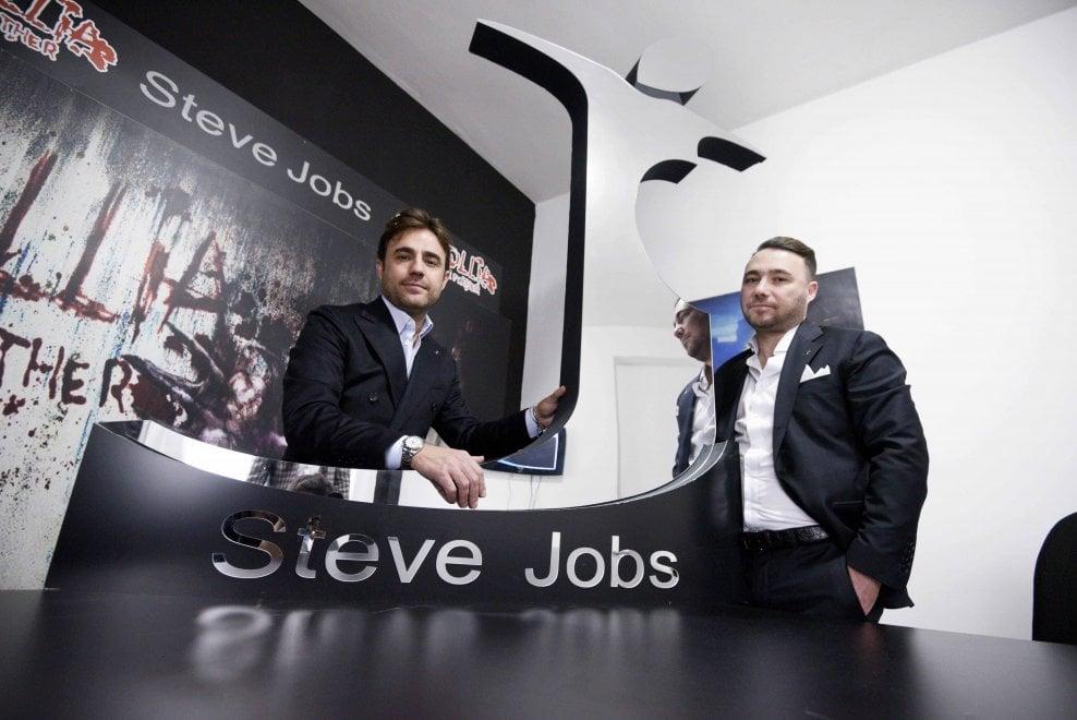 Date il bevuto a Steve Jobs, un'azienda tutta napoletana