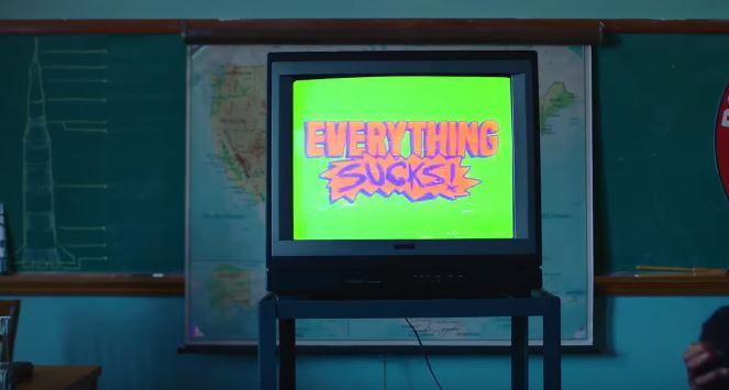 Everything Sucks, il trailer della nuova serie Netflix sulla nostalgia anni '90