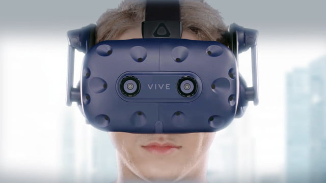 Arriva l'annuncio ufficiale al CES 2018: ecco HTC Vive Pro