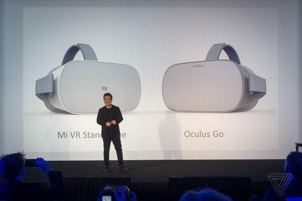 Oculus GO è realizzato da Xiaomi ed equipaggia un Qualcomm Snapdragon 821