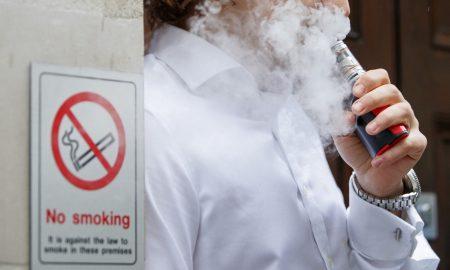 Sigaretta elettrica cancerogena
