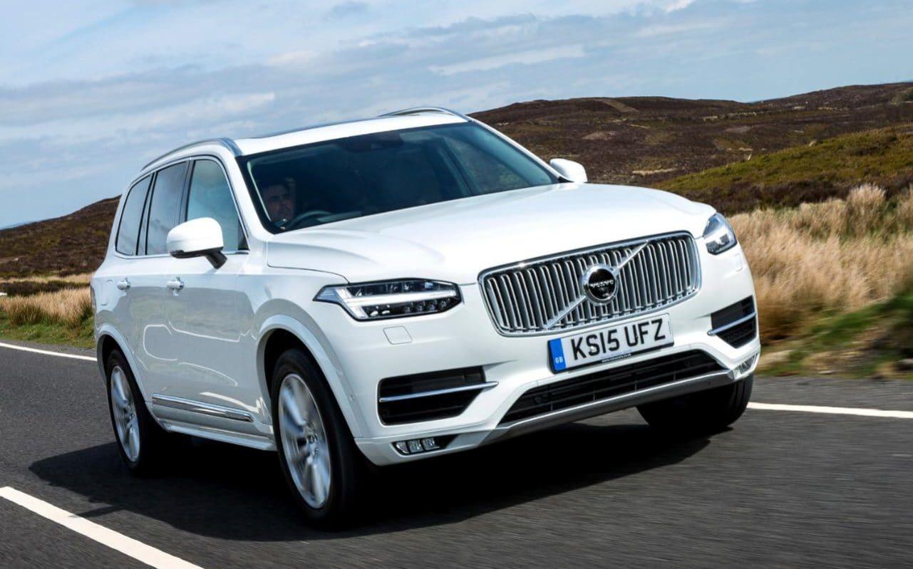 Volvo blocca le sue auto a 180 km/h: