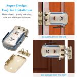 Mettete al sicuro la vostra casa con una serratura elettronica WAFU 1