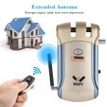 Mettete al sicuro la vostra casa con una serratura elettronica WAFU 3