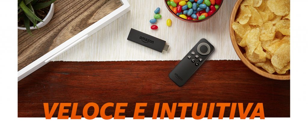 Amazon Fire Stick in promozione a 39,99 euro per gli iscritti Prime 1