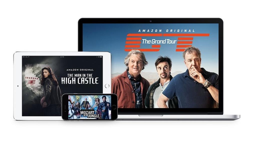 Dispositivi compatibili con Amazon Prime Video 1