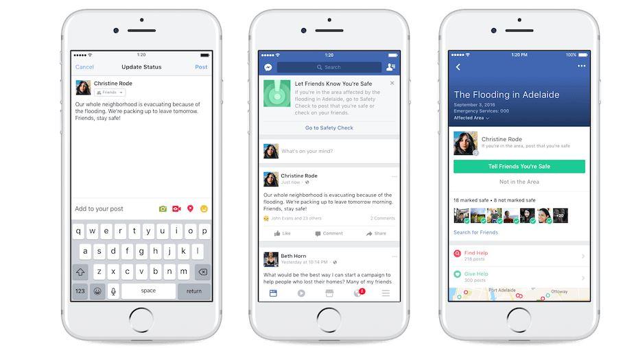 Facebook inizia a testare il multi account 5
