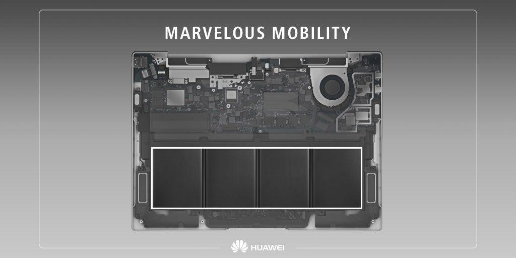 Huawei MateBook X Pro: presentato il principale concorrente di MacBook Pro 1