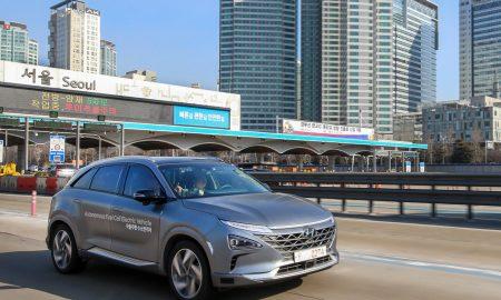 Hyundai guida autotoma idrogeno