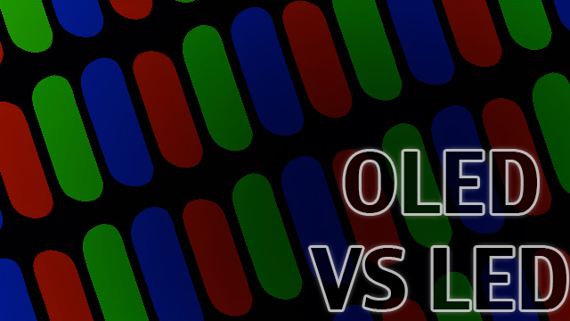OLED vs LCD