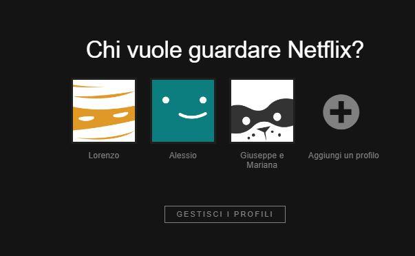 Condividete la password Netflix? In futuro forse non potrete più farlo 1