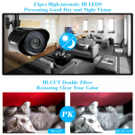 Rendete più sicura la vostra casa con il kit di videosorveglianza di OWSOO in vendita su TomTop 3