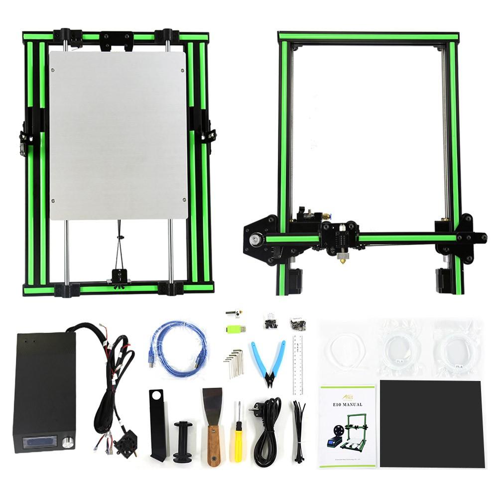 Da TomTop la stampante 3D Anet E10 costa 280 euro, con microSD in regalo 1