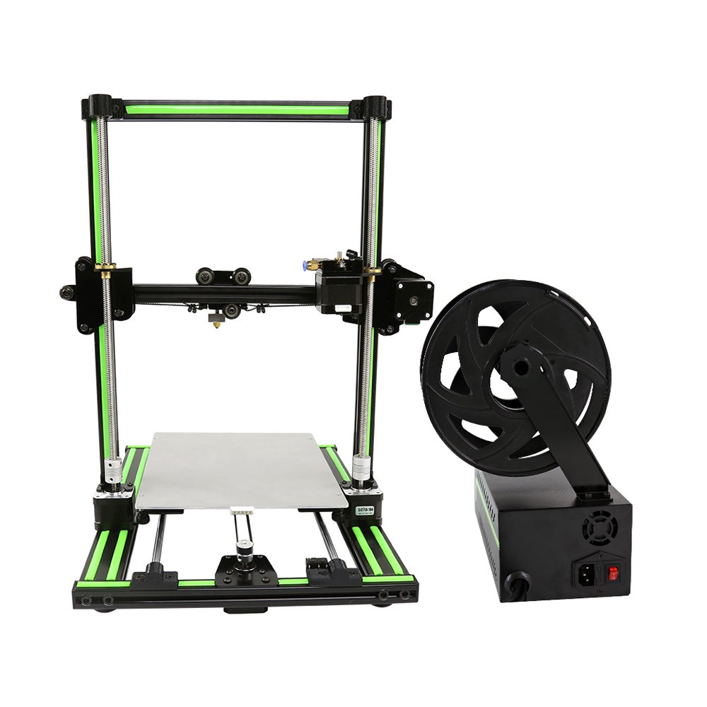 Da TomTop la stampante 3D Anet E10 costa 280 euro, con microSD in regalo 3