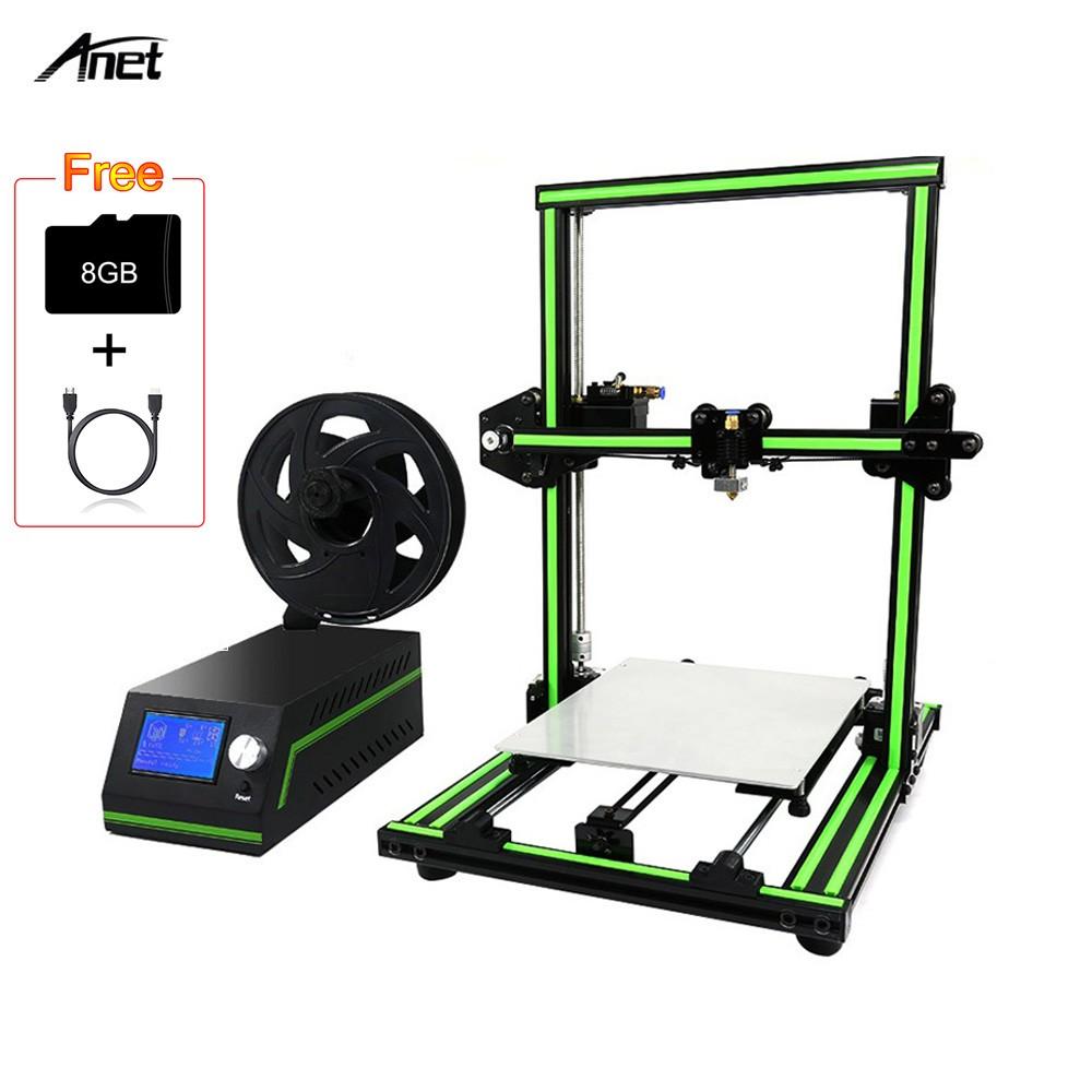 Da TomTop la stampante 3D Anet E10 costa 280 euro, con microSD in regalo 4