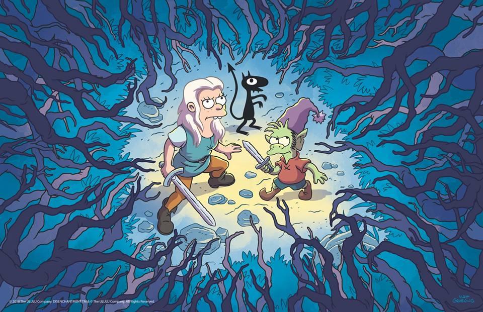 Matt Groening sta per tornare: Disenchantment in uscita ad agosto su Netflix 1